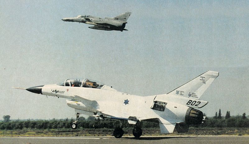 Israel Aircraft Industries (IAI) Lavi - YouTube